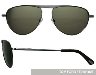Tom Ford - 007 Sunglasses - FT0108 007