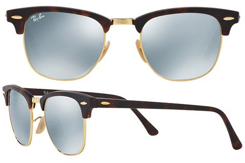 6591d3909d Ray Ban Clubmaster 3016 Temple Arms