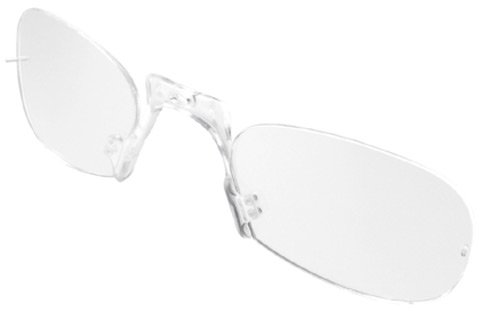 Adidas Rimless Performance Insert a723-00 6050 Glazed Polycarbonate Sunglasses