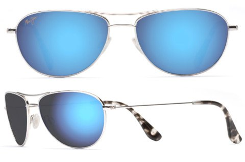 ce1205a7a8 Maui Jim Baby Beach B245-17 (57) Sunglasses
