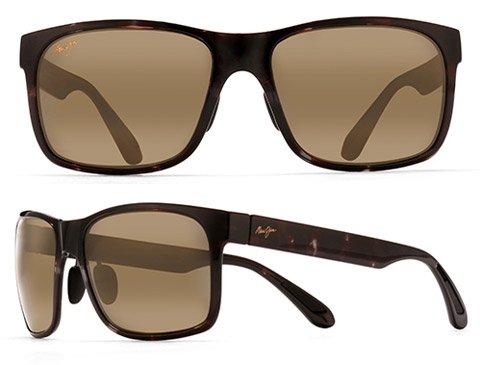 Maui Jim Sonnenbrille (Red Sands H432-11T 59) GZHmTtTMj