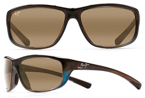 Maui Jim Spartan Reef H278-03F (63) Sunglasses