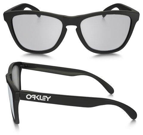 1cc967d2527 Oakley Frogskins (Rx) Matt Black Prescription Sunglasses