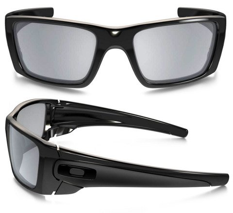 Oakley Fuel Cell (Rx) Polished Black