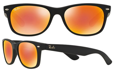 Ray-Ban RB2132-622-69 (52) Sunglasses