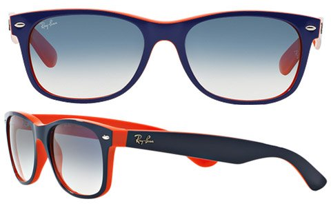 Ray-Ban RB2132-789-3F (55) Sunglasses
