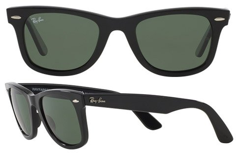 Ray-Ban RB2140-901 (50) Sunglasses