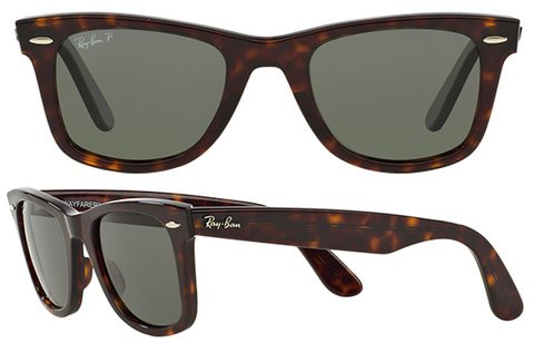 Ray-Ban RB2140-902-58 (50) Sunglasses