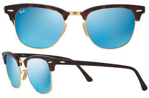Ray-Ban RB3016-114517 (51) Sunglasses