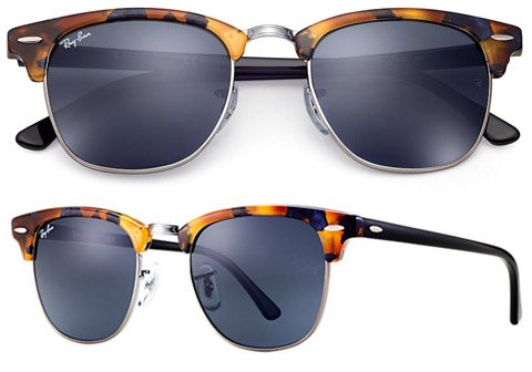 bf57b6c4a02 Ray-Ban RB3016-1158R5 (49) Sunglasses