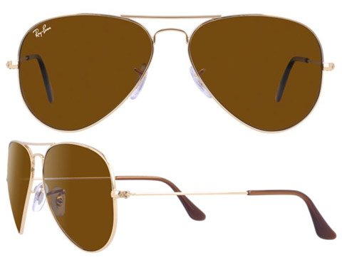 Ray-Ban RB3025-001-33 (55) Sunglasses