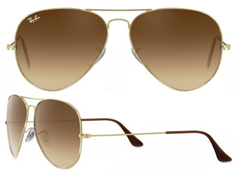 9a2af233895b2 Ray-Ban RB3025-001-51 (55) Sunglasses