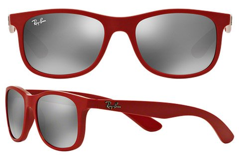 Ray-Ban Junior RJ9062S-70156G (48) Sunglasses