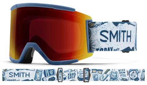 Smith Optics Squad XL M006752E8996K Ski Goggles