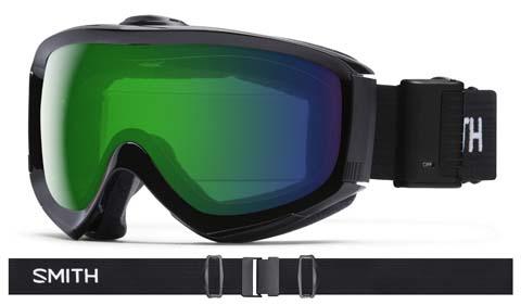 72f7d8a1e4 Smith Optics Prophecy Turbo Fan M006509AL99XP Ski Goggles
