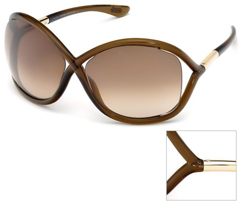 19362c53253b0 Tom Ford FT0009-692 Sunglasses