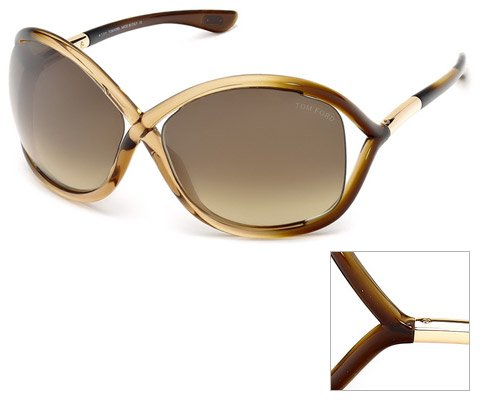 c96ee18ad6 Tom Ford FT0009-74F Sunglasses