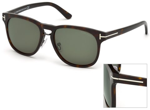 5587d31aac7 Tom Ford FT0346-56N Sunglasses