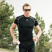 Pro Triathlete - Chris Legh wearing Bolle Vortex