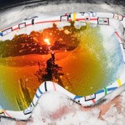 JP Auclair - Pro Skier wearing Oakley Crowbar