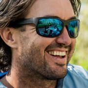 Matt Wright - Wildlife Conservationist and Bush Pilot wearing Serengeti Pistoia