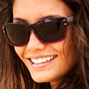 Pro Snowboarder Brittney Pogue wearing Smith Optics Chemist S