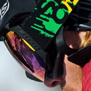 Mark Abma - Pro Skier wearing Smith Optics I-O