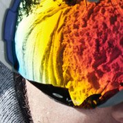 Sage Cattabriga-Alosa - Pro Skier wearing Smith Optics I-O