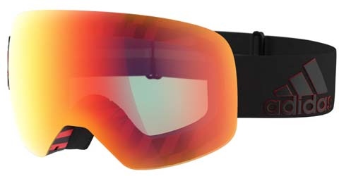 Adidas Backland Spherical AD86-9100 Ski Goggles