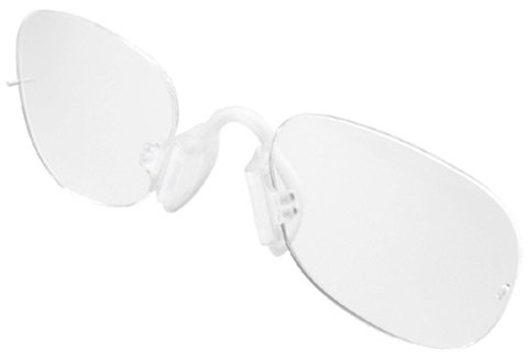 Adidas Rimless Performance Insert a714-00 6050 Glazed Polycarbonate