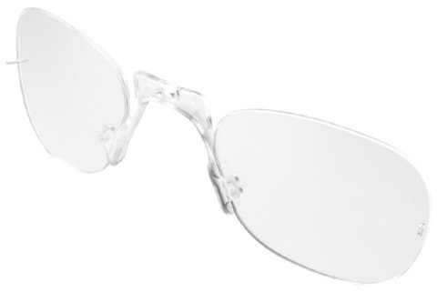 Adidas Rimless Performance Insert a715-00 6050 Glazed Polycarbonate