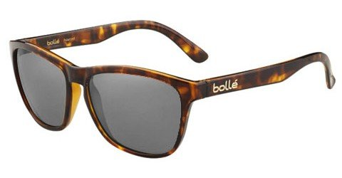 Bolle 473 Retro Collection (Rx) Shiny Tortoise Prescription Sunglasses