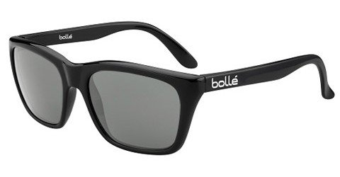 Bolle 527 New Generation (Rx) Shiny Black Prescription Sunglasses