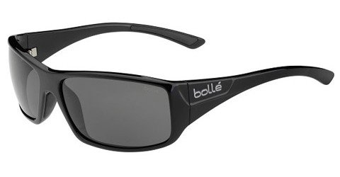 Bolle Kingsnake (Rx) Shiny Black Prescription Sunglasses
