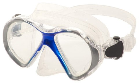 Hilco Ready-to-Wear Adult Blue minus 7.00 Swimming Goggles