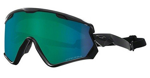 Oakley Wind Jacket 2.0 7072-01 Ski Goggles