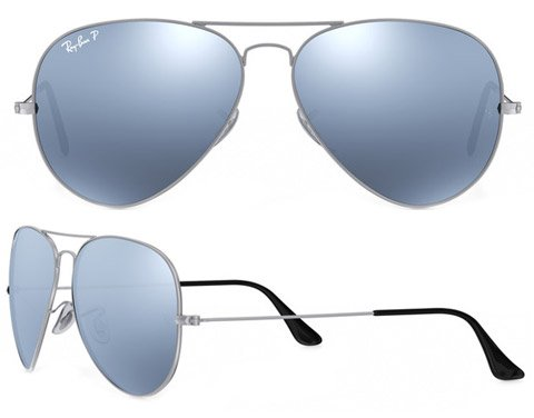 Ray-Ban RB3025-019-W3 (58) Sunglasses